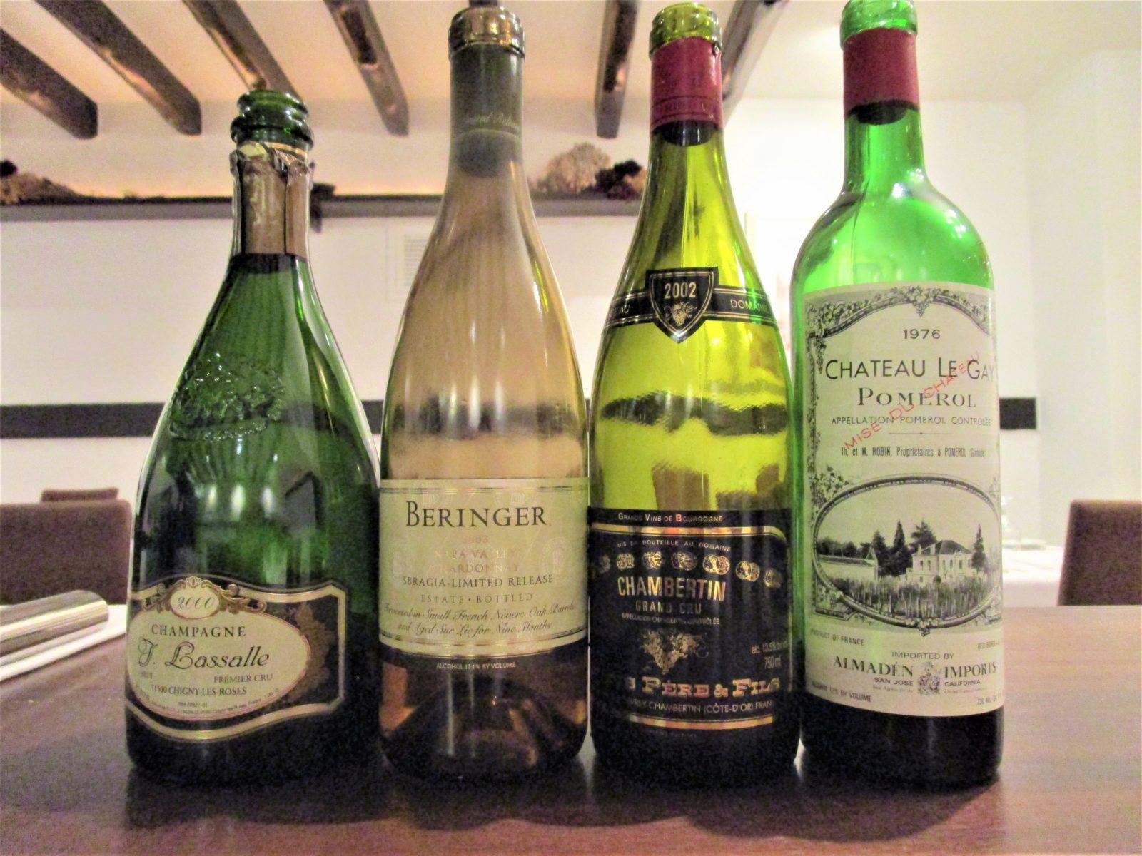 11月ワイン会報告